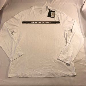 Other - Graphic Logo T Shirt Men's Size XL Long Sleeve NWT
